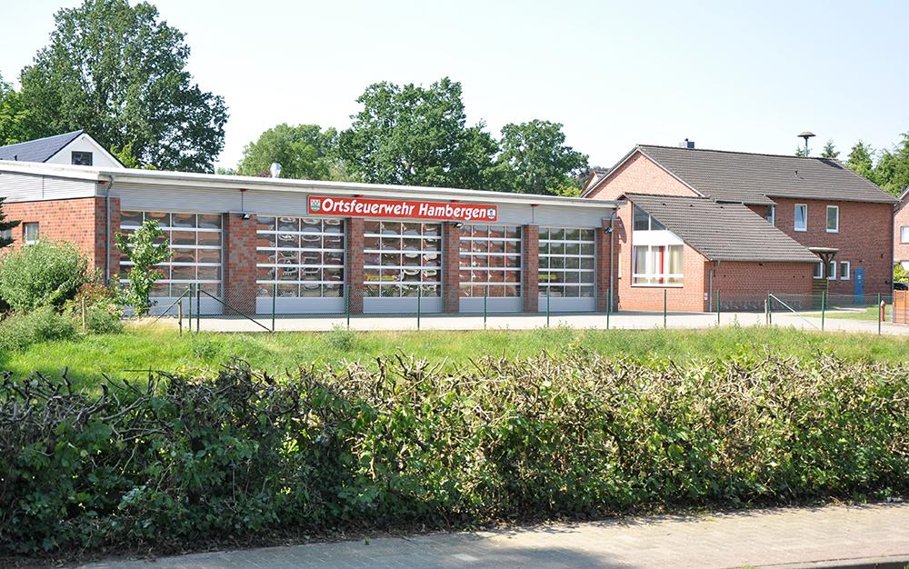 Feuerwehrhaus Hambergen