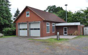 Feuerwehrhaus Holste-Hellingst