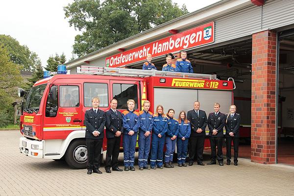 Jugendfeuerwehr Hambergen