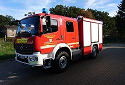 BK-Feuerwehr-Fahrzeug